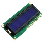 LCD1602 [5V Blue Backlight]